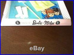 1963 Vintage Mattel Barbie Fashion Rain Coat #949 MIB, NRFB