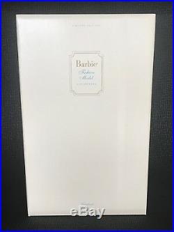 2003 Barbie Fashion Model Silkstone Barbie Doll Wardrobe Carrying Case NRFB