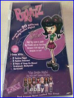 2004 Bratz Funk Out Jade Fashion Collection NRFB