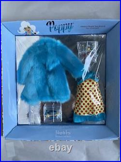 2019 POPPY PARKER STYLED WILD Fashion Integrity Con STYLE LAB DOLL OUTFIT NRFB