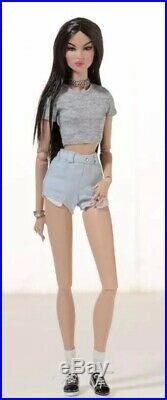 Ayumi Nakamura Dressed Doll Off Duty NU Face Fashion Royalty Integrity- NRFB