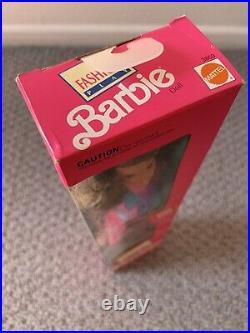 BARBIE RARE! STEFFIE FACE MINT IN BOX NEW NRFB MIB Fashion Play Doll MATTEL MIB