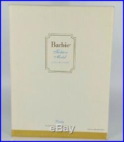 BARBIE SILKSTONE VANITY Brand New NRFB Fashion Model Gold Label Mint