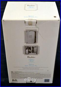 BARBIE Silkstone WARDROBE Carrying Case B1328 Fashion Model Collection NEW NRFB