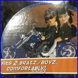 BRATZ BOYZ 2003 MOTORCYCLE STYLE and Cade Doll NRFB RARE Limited Edition NIB