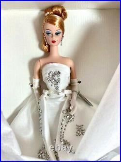 Barbie 2003 Joyeux Barbie Silkstone Fashion Model 1st Edition Holiday Nrfb