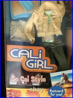 Barbie CALI GIRL TERESA SO CAL STYLE 26 PCs (Tan B2, Fashion Fits MM) G4454 NRFB