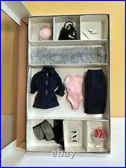 Barbie Fashion Model Silkstone LUNCH, BOULEVARD, BLACK Lot Of 3 Outfits NRFB