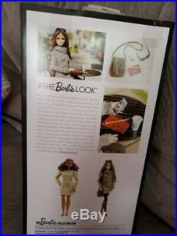 Barbie Look CITY CHIC Style Sweater Dress Karl Lagerfeld face DYX63 NRFB Rare