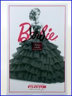 Barbie MIDNIGHT GLAMOUR Fashion Model Silkstone Doll Robert Best Design NRFB
