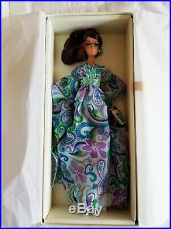 Barbie Silkstone Fashion Model CollectionPalm Beach BreezeGold LabelNRFB