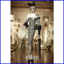 Barbie Silkstone Gold Label Fashion Model Walking Suit NEW NRFB