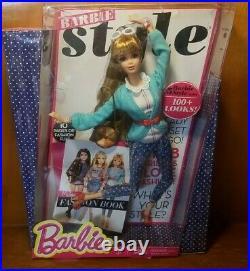 Barbie Style Doll 100+ Looks Midge 5 Styles Blue Sweater NRFB
