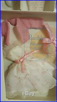 Beautfl Barbie Silkstone Garden Party Dress Outfit 2000 Ltd Fashion Model Nrfb