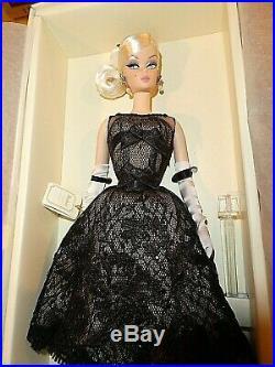 Bfmc Gold Label Cocktail Dress Barbie Elegant Doll & Fashion Pristine Nrfb