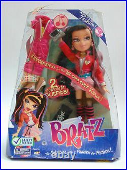 Bratz Passion 4 Fashion Kina NRFB doll (RARE) EU seller
