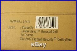 Coquette Jordan Duval Dressed Doll NRFB 2017 Fashion Royalty La Femme LE 725