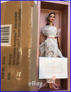 DIVINITY Isha NRFB Sacred Lotus Collection Fashion Royalty