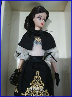 Dulcissima Silkstone Gold Label Barbie Fashion Model Collection Mattel NRFB