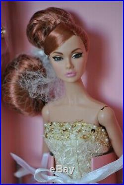 Elegant Evening Poppy Parker Fashion Royalty Dressed Doll NRFB Integrity Toys