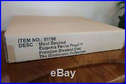 Eugenia Perrin Frost Most Desired FR Fashion Royalty NRFB NEW 91196