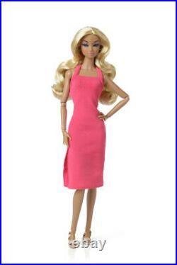 Fashion Royalty Color Infusion JOLT! Amelia sculpt Misaki Poppy Parker body NRFB