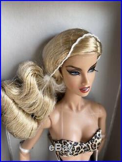 Fashion Royalty Doll Ferocious Kesenia Boudoir Collection Doll NRFB