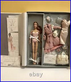 Fashion Royalty FASHION PLATE REDHEAD Veronique Perrin Set NRFB Ltd Ed 250 RARE