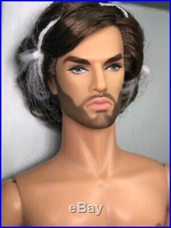 Fashion Royalty Integrity Doll NU. Face My Strength Lukas Maverick NRFB