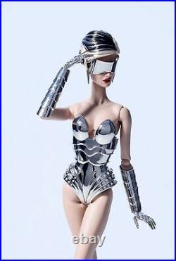 Fashion Royalty Integrity Toys Mothership Dania Zarr Dressed Doll NRFB