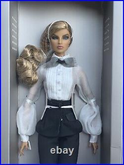Fashion Royalty Le Tuxedo Eugenia Perrin Frost NRFB 2020 W Club Upgrade Doll