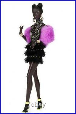 Fashion Royalty Legendary Convention Enchantress Nadja Rhymes Centerpiece NRFB