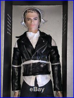 Fashion Royalty Level of Suspense Lukas Maverick NuFace NRFB Dressed Doll