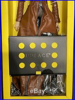 Fashion Royalty NRFB Nadja London Show Integrity Toys Convention 2019 SOLD OUT