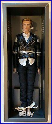 Fashion Royalty NU. Face Lukas Maverik Level of Suspense NEW NRFB COMPLETE W Club