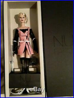 Fashion Royalty NuFace Rayna Mad Love- NRFB withshipper