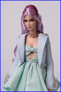 Fashion Royalty Nu Face Mademoiselle Eden NRFB
