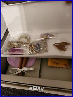 Fashion Royalty Ocean Drive Agnes Von Weiss Mini Gift Set NRFB Dressed New Doll