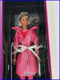 Fashion Royalty Poppy Parker Agent Penelope Chase Jolie James Dressed Doll NRFB