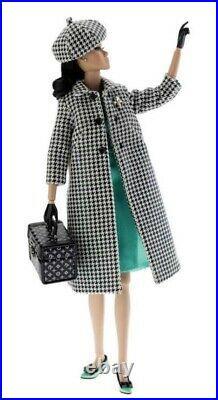 Fashion Royalty Poppy Parker Bonjour Mademoiselle Integrity Doll New NRFB
