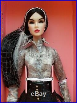 Fashion Royalty Unknown Source Lilith Blair dressed Doll Nu Face NRFB Shipper