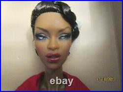 Fashion Royalty rare Adele Makeda Exquise dressed doll NRFB withshipper