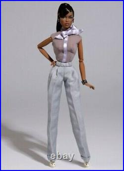 High Brow Adele Makeda Fashion Royalty Doll, by Integrity Toys NRFB
