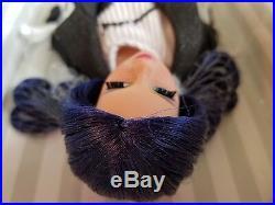 Integrity Toys Fashion Royalty Dynamite Girl Rock Candy Rufus Blue doll NRFB