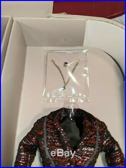 Integrity Toys Fashion Royalty J'Adore La Fete Elyse Jolie Giftset NRFB