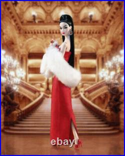 Integrity Toys Fashion Royalty Sizzling in Paris Poppy Parker NRFB