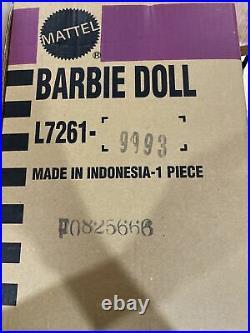 JAZZ BABY JAZZ DIVA 2007 Barbie Doll NRFB With Tissue/shipper/ 03