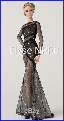 JWU Fall 2017 Elyse Jolie Fashion Royalty Integrity Toys NRFB Doll