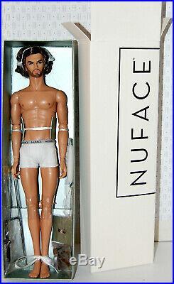 LUKAS MAVERICK My Strength 12 Fashion Royalty Nu. Face Homme 1.5 Body NRFB
