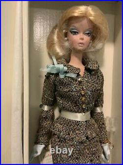 Mattel 2006 Barbie Silkstone Fashion ModelTWEED INDEEDGold Label NRFB